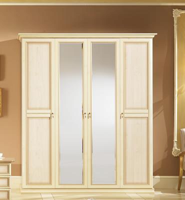 Шкаф 4-х дверный «Неола» - фото