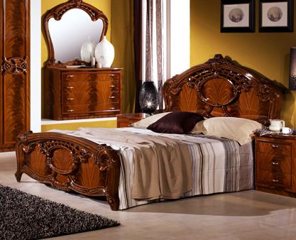 Кровать Ольга - фото