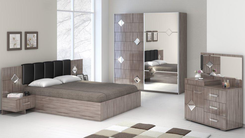 Кровать с подъемным механизмом Стефани - фото