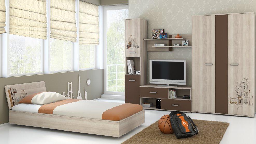 Кровать детская  Лимбо-1 - фото
