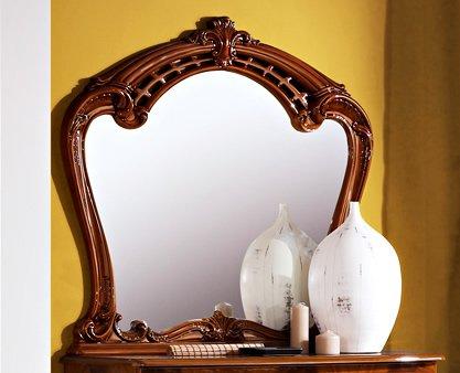 Комод Ольга с зеркалом - фото