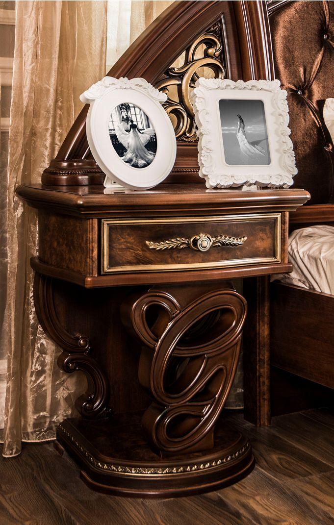 Спальня Шах с 6-дверным шкафом - фото