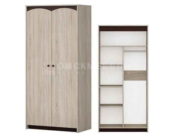 "Шкаф 2-дверный ""Ева"" - фото"