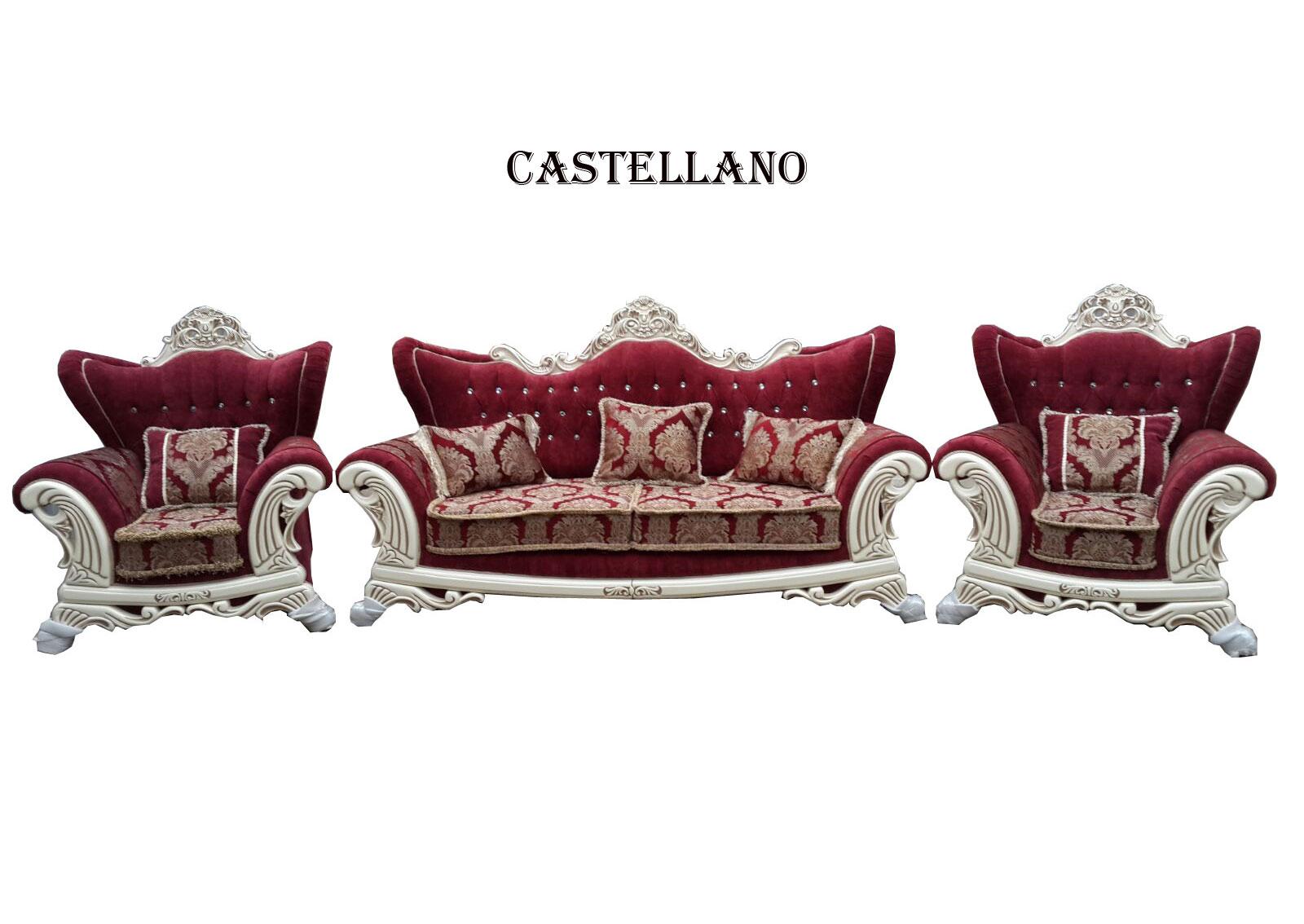 Кресло Кастелано - фото