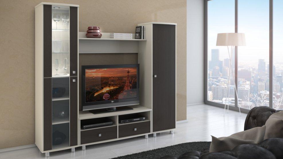 Мебель для гостиной Женева - фото