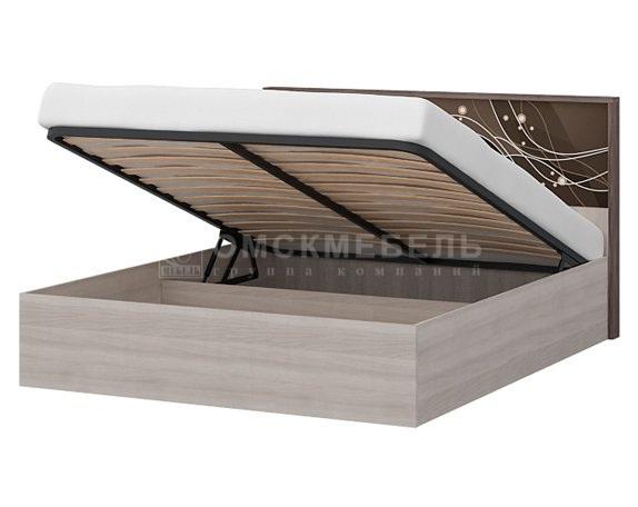 Спальня Николь кровать с подъемным механизмом - фото