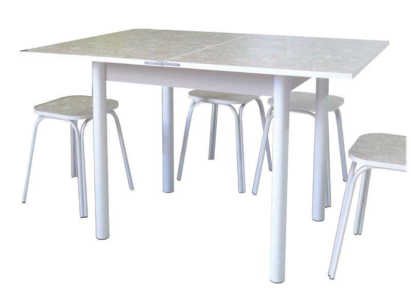Стол раскладной на ломберной петле - фото