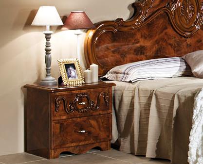 Спальня Тициана с 3-дверным шкафом - фото