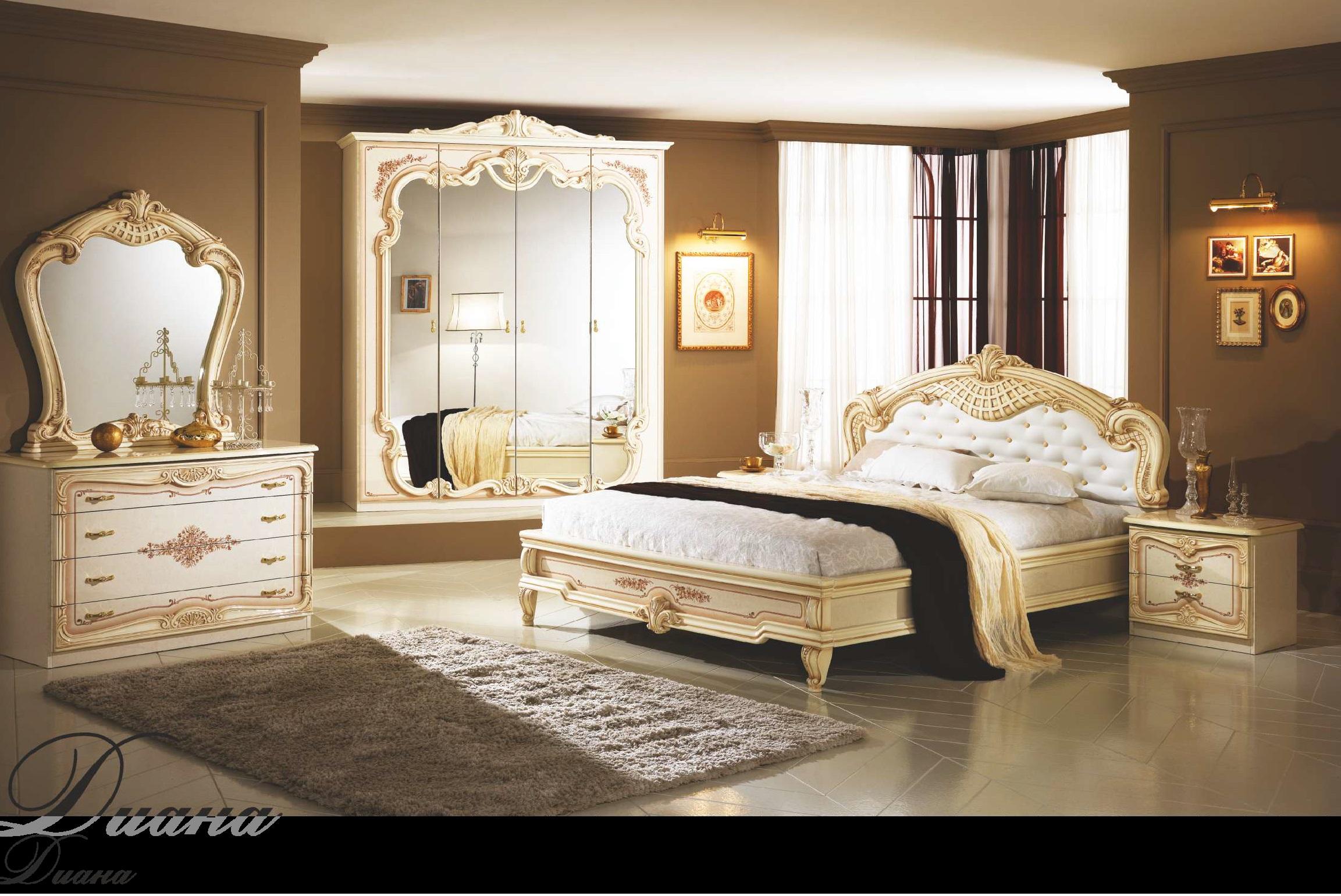 Кровать Диана - фото
