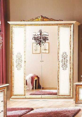 Спальня Анита  4-дверный шкаф - фото