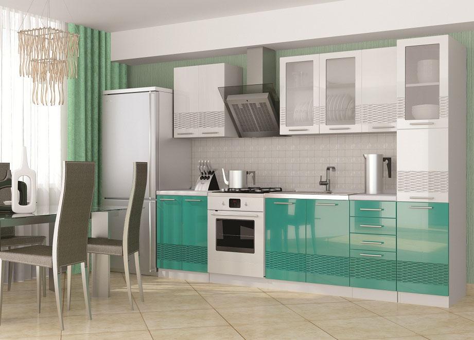 Кухня София 3D - фото