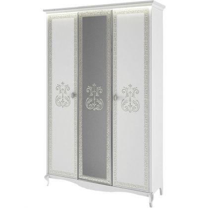 Шкаф 3-дверный ВИНТАЖ - фото