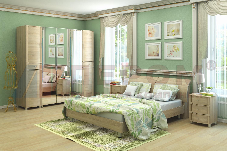 Спальня Дольче Нотте №1 - фото