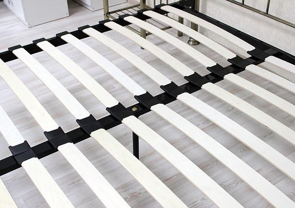 Кровать 9315 металлическая Малайзия - фото