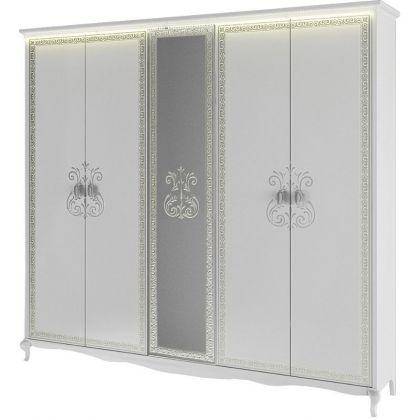 Шкаф 5-дверный ВИНТАЖ - фото