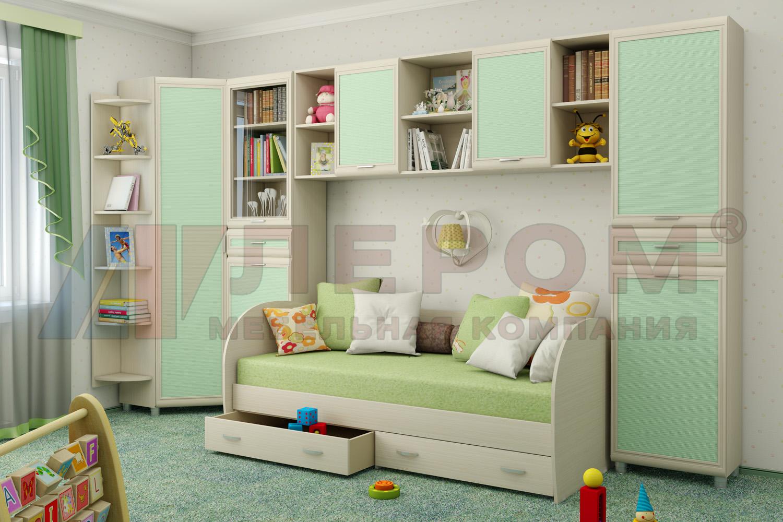 Детская мебель Ксюша Лером №1 - фото