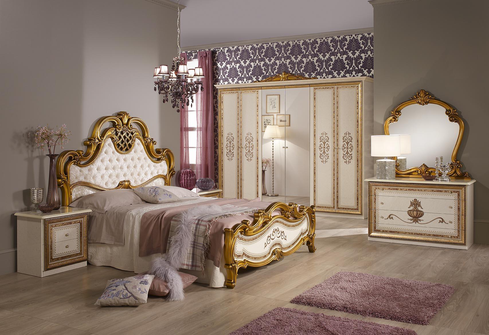Кровать спальня Анита - фото