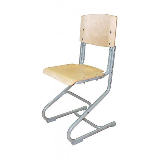 Стол трансформер СУТ.29 + тумба навесная   + Стул СУТ.01-01 (фанера) - фото