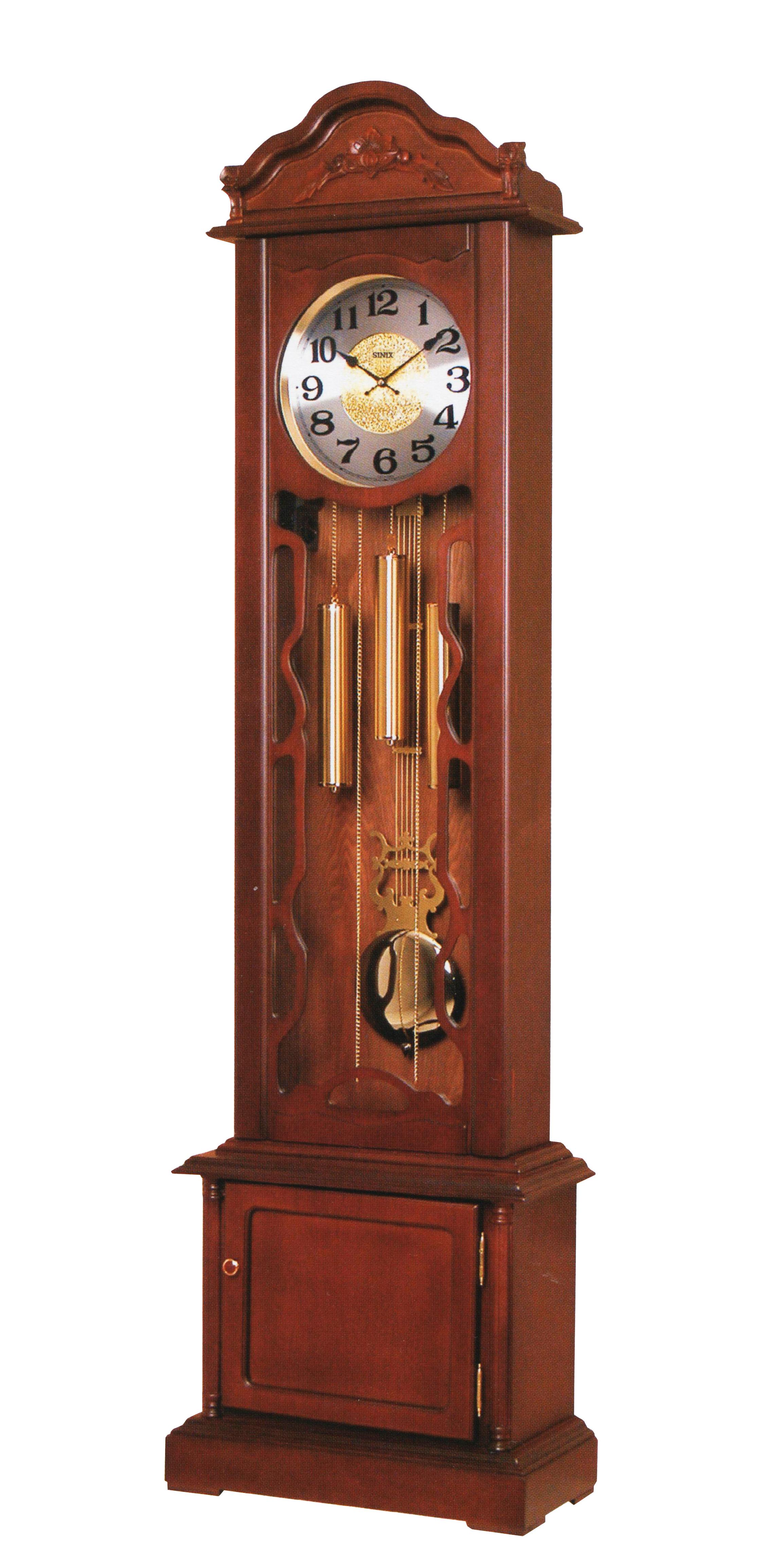 Часы напольные 1005BES - фото