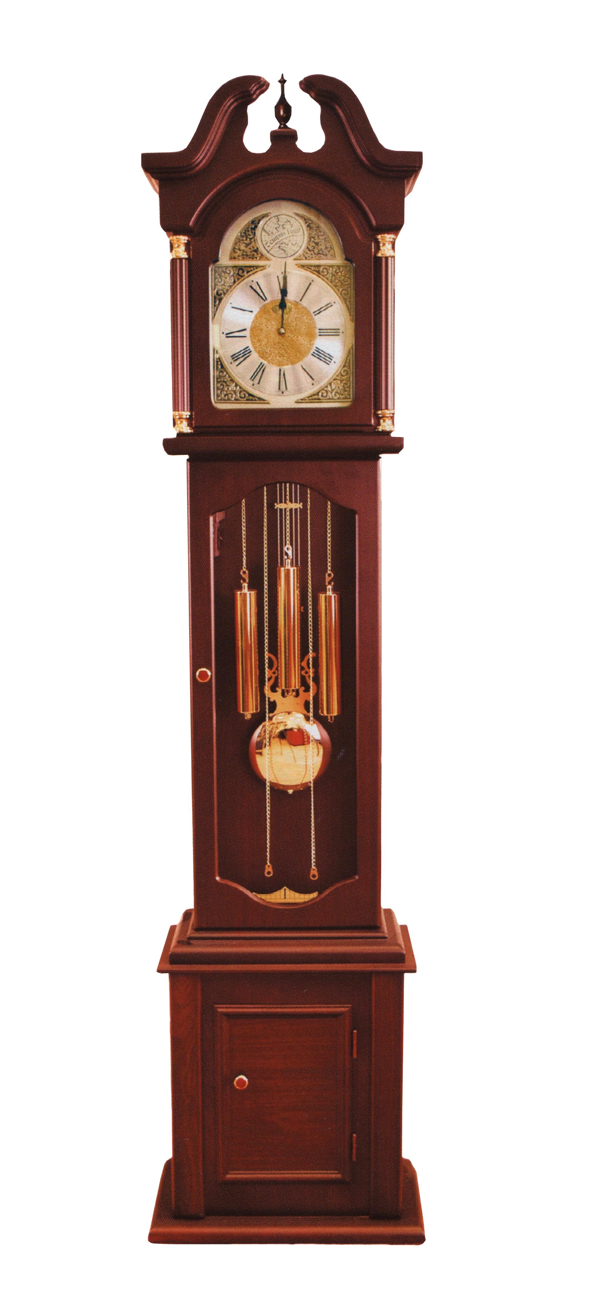 Часы напольные 2001ES R - фото