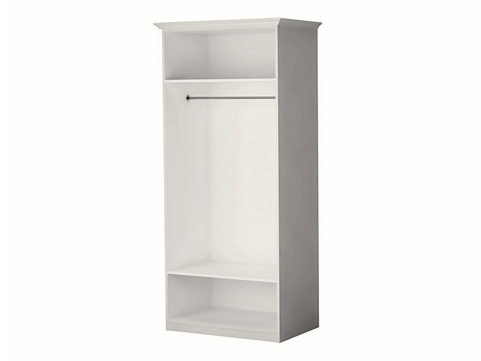 Шкаф 2-дверный Леди Роза - фото