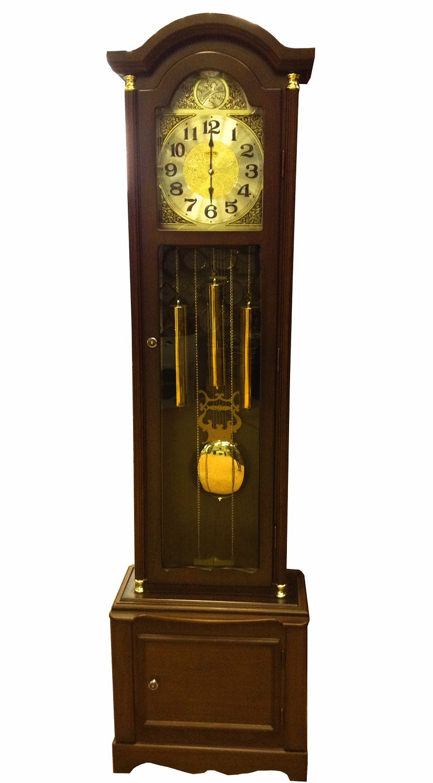 Часы напольные 725ES - фото