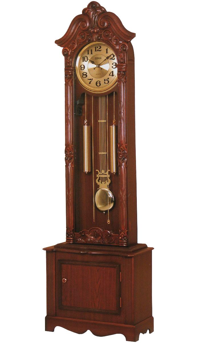 Часы напольные 905ES - фото