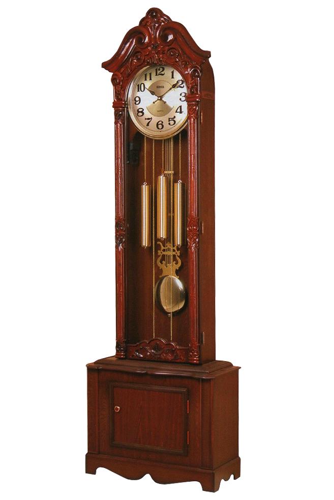 Часы напольные 906ES - фото