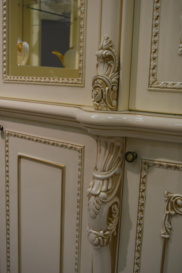 Мебель для гостиной сервант Джоконда 1,9 - фото