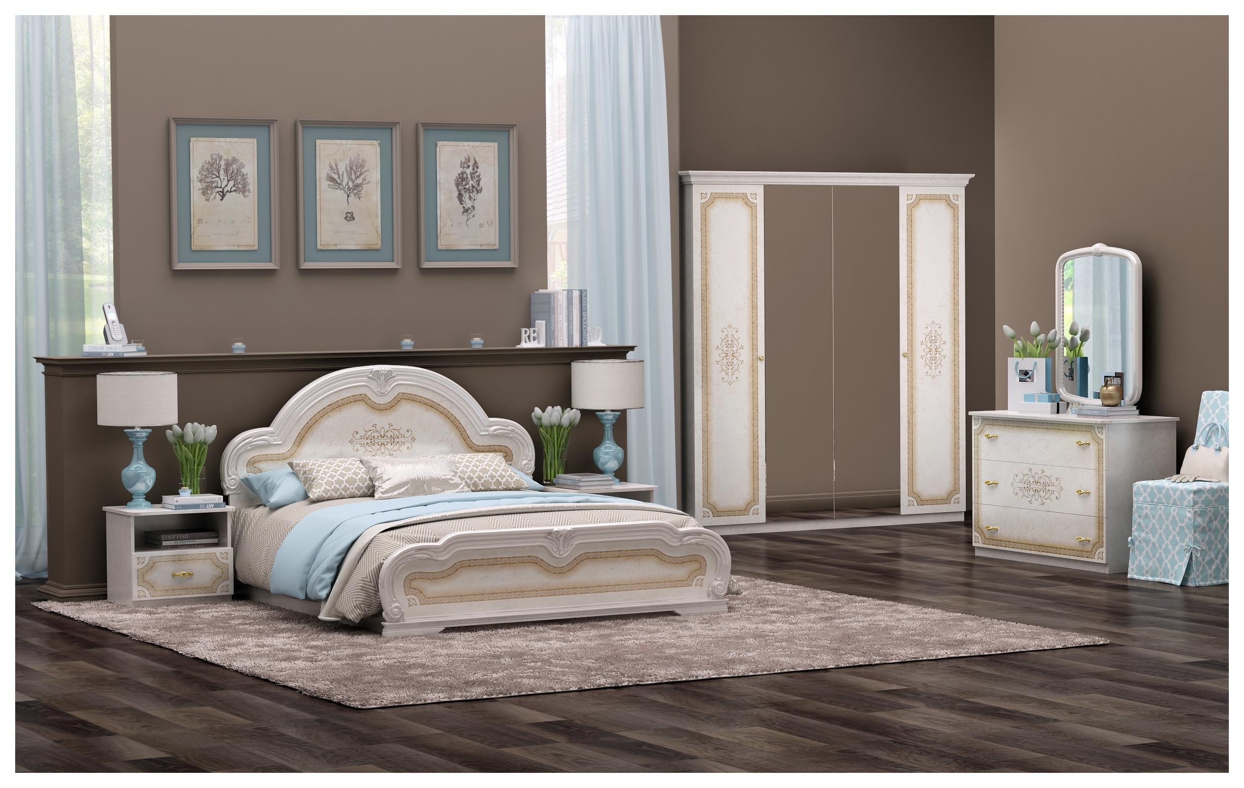 Спальня Элена - фото