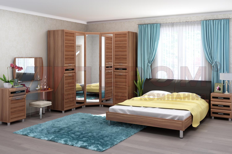 Спальня Мелисса Лером №4 - фото