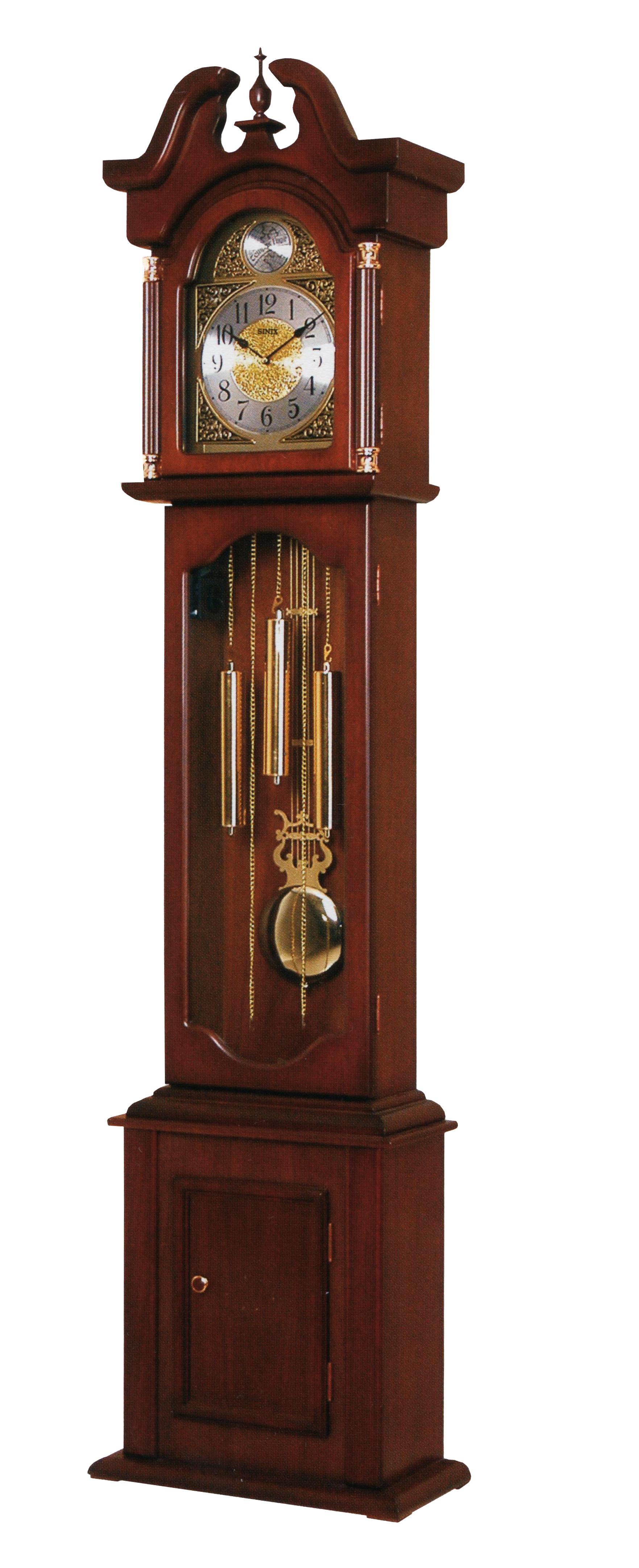 Часы напольные 2001ES - фото