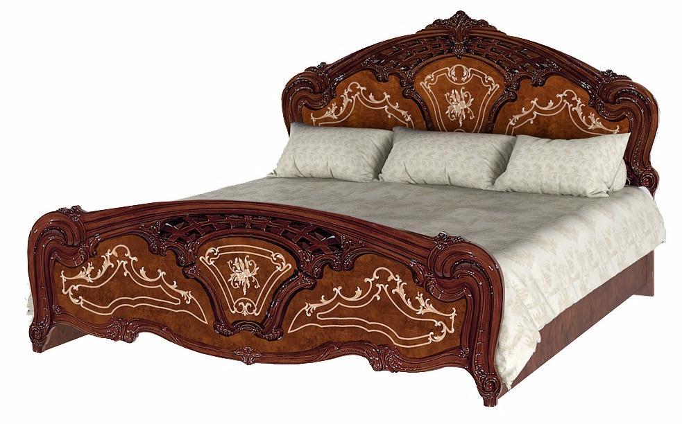 Кровать Роза (Интердизайн) - фото