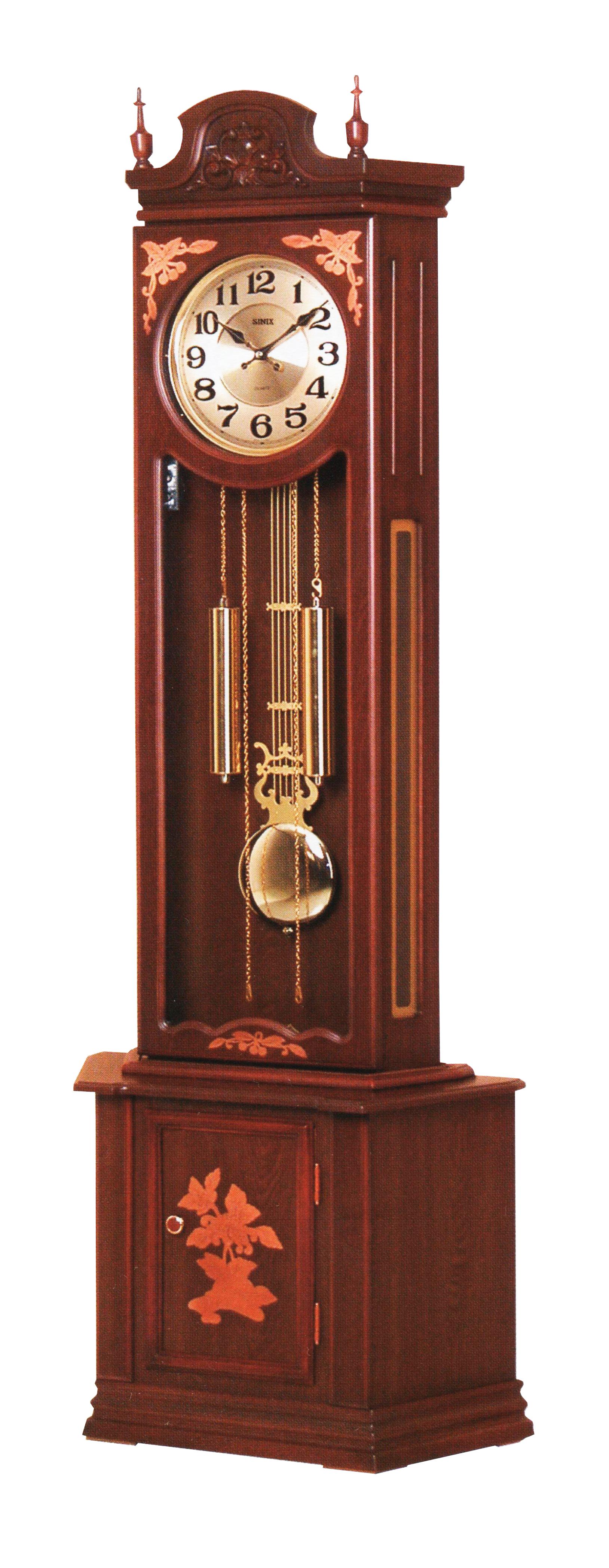 Часы напольные 705ES  - фото