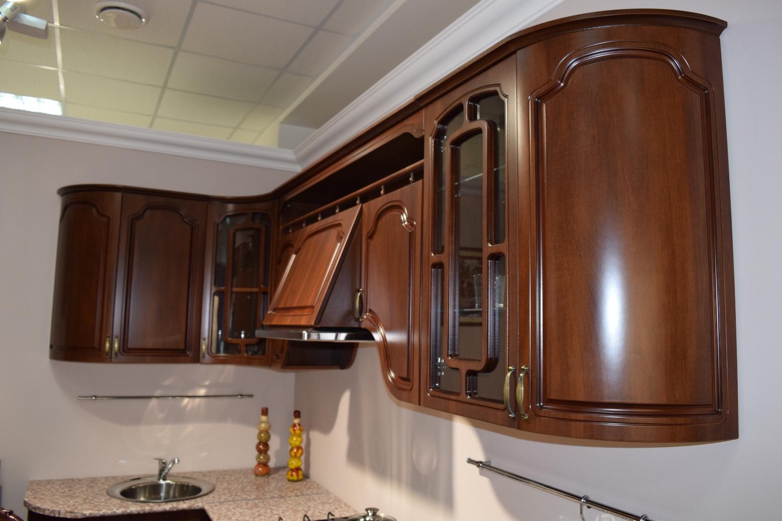 Кухня угловая Ада - фото