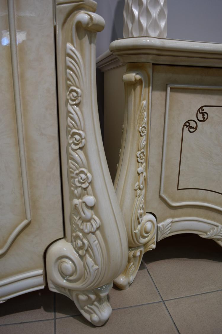 Гостиная Марселла корень ясеня глянец - фото