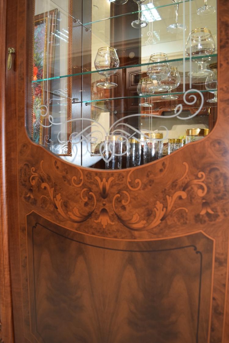 Гостиная Илона орех караваджо - фото