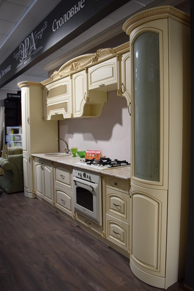 Кухня  Мадлен, крем - фото