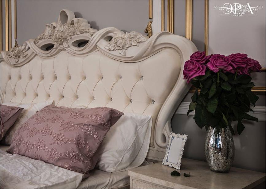 Кровать Афина корень ясеня - фото