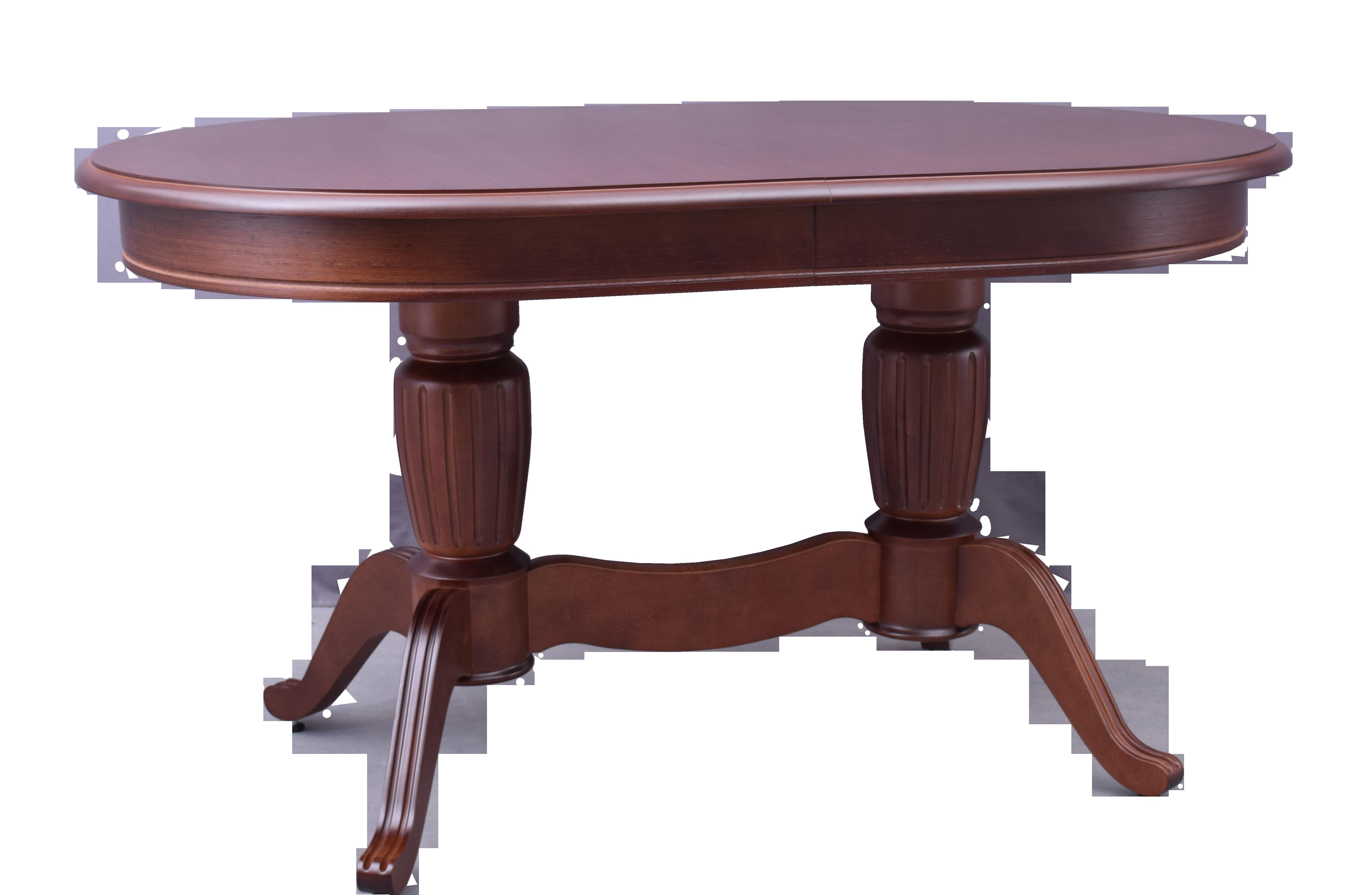 Стол обеденный из массива Аркос-17-1 - фото