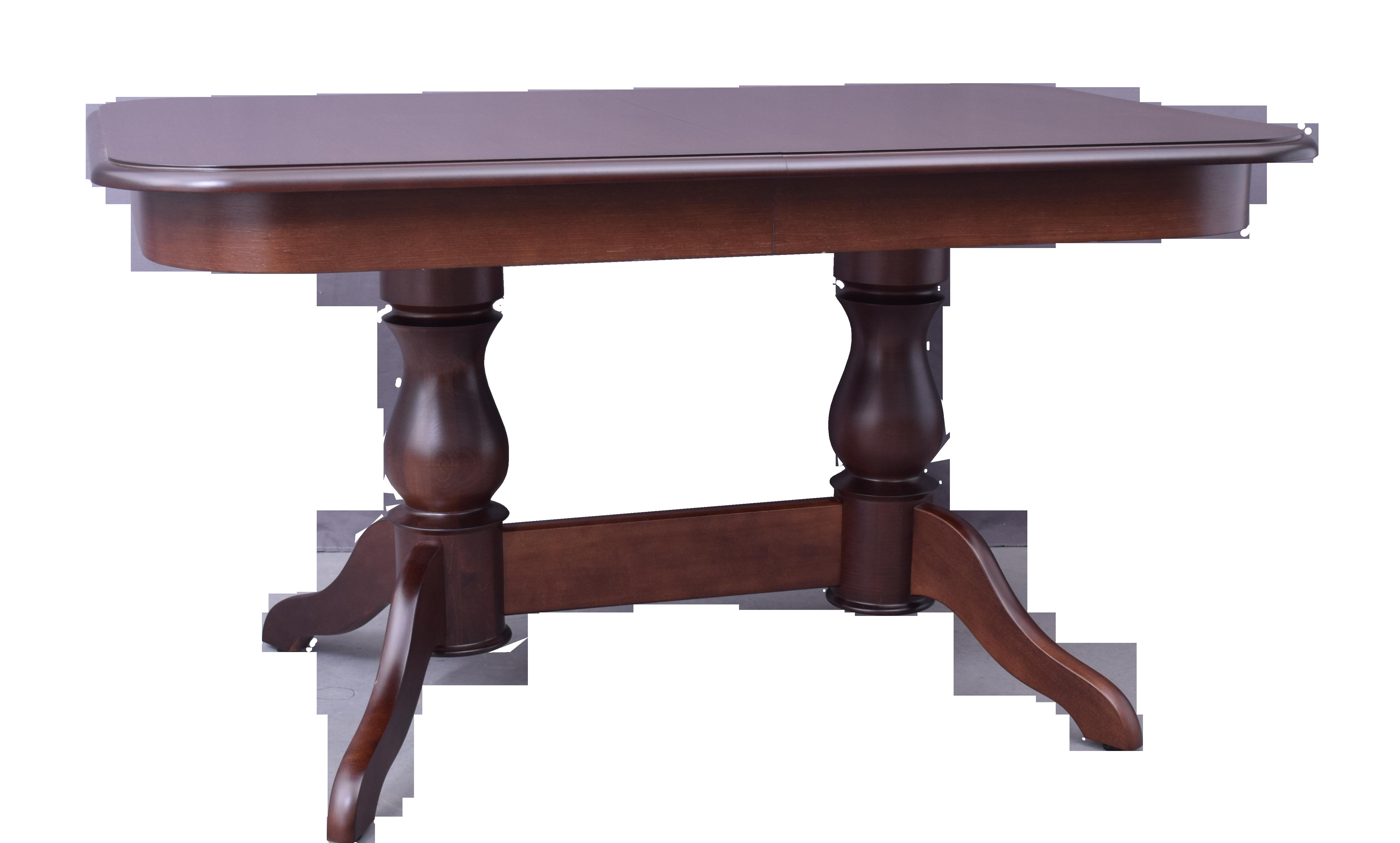 Стол обеденный из массива Аркос-18 - фото