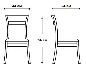 Стул  Кабриоль-10 - фото