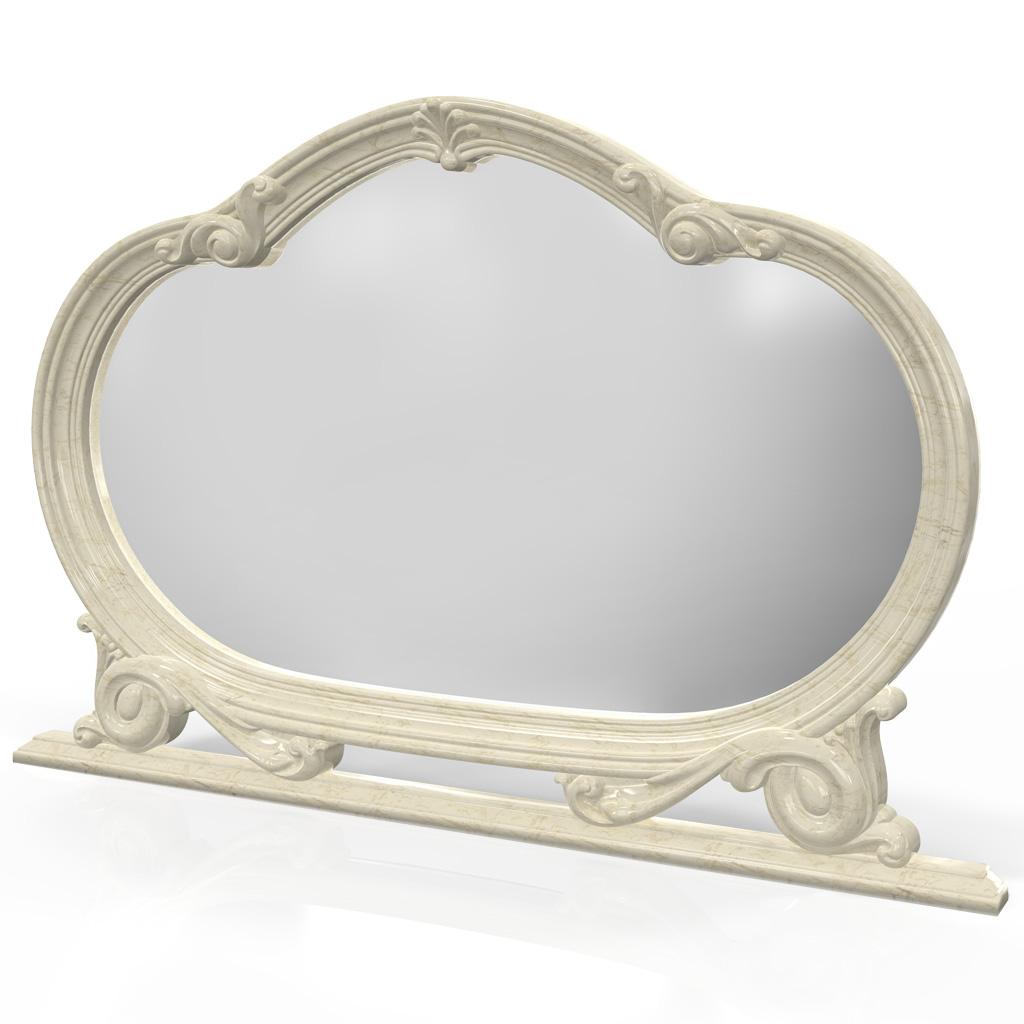 Зеркало «Роза Беж» - фото