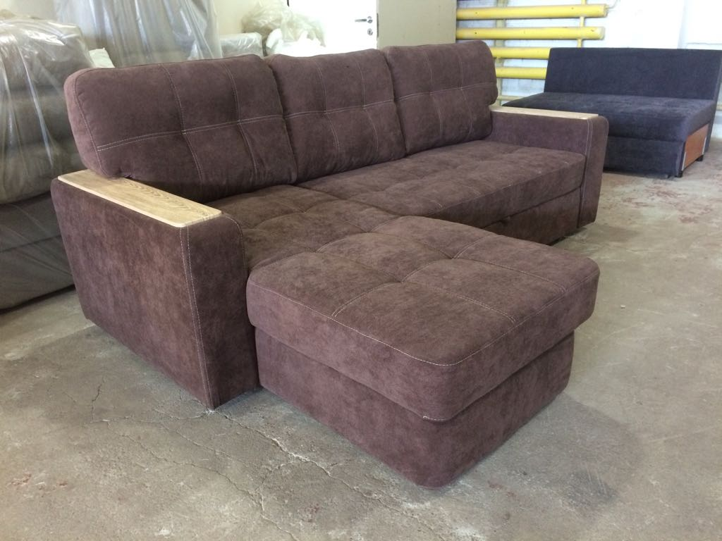 Угловой диван Вегас - фото