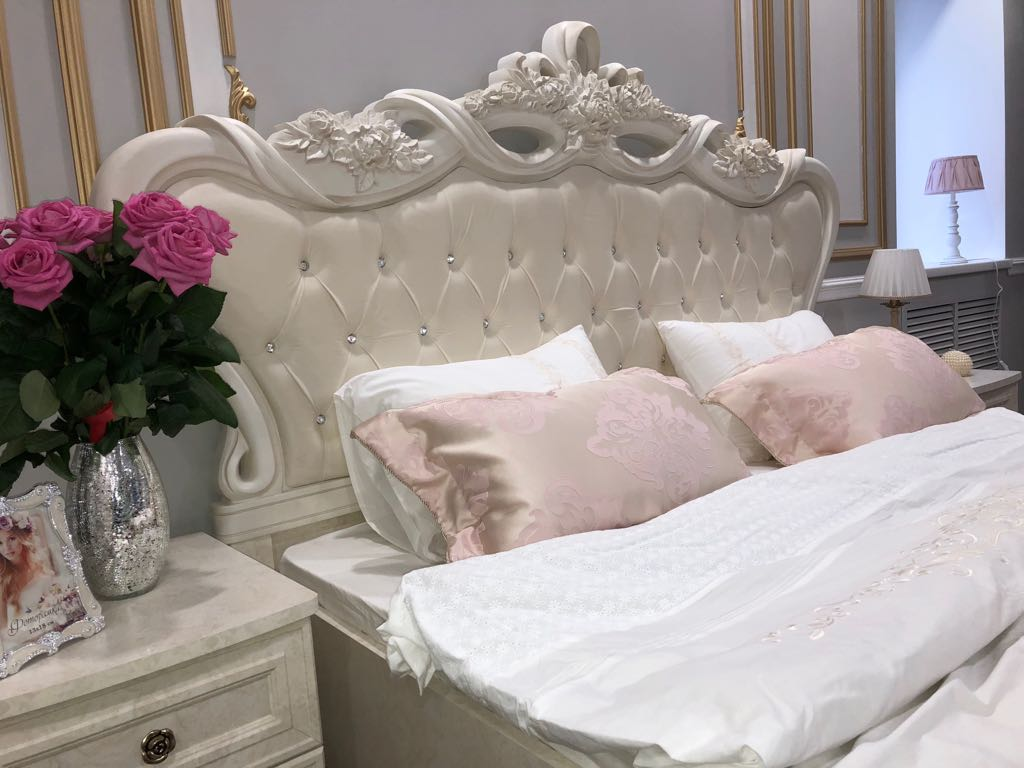 Спальня Афина корень ясеня - фото
