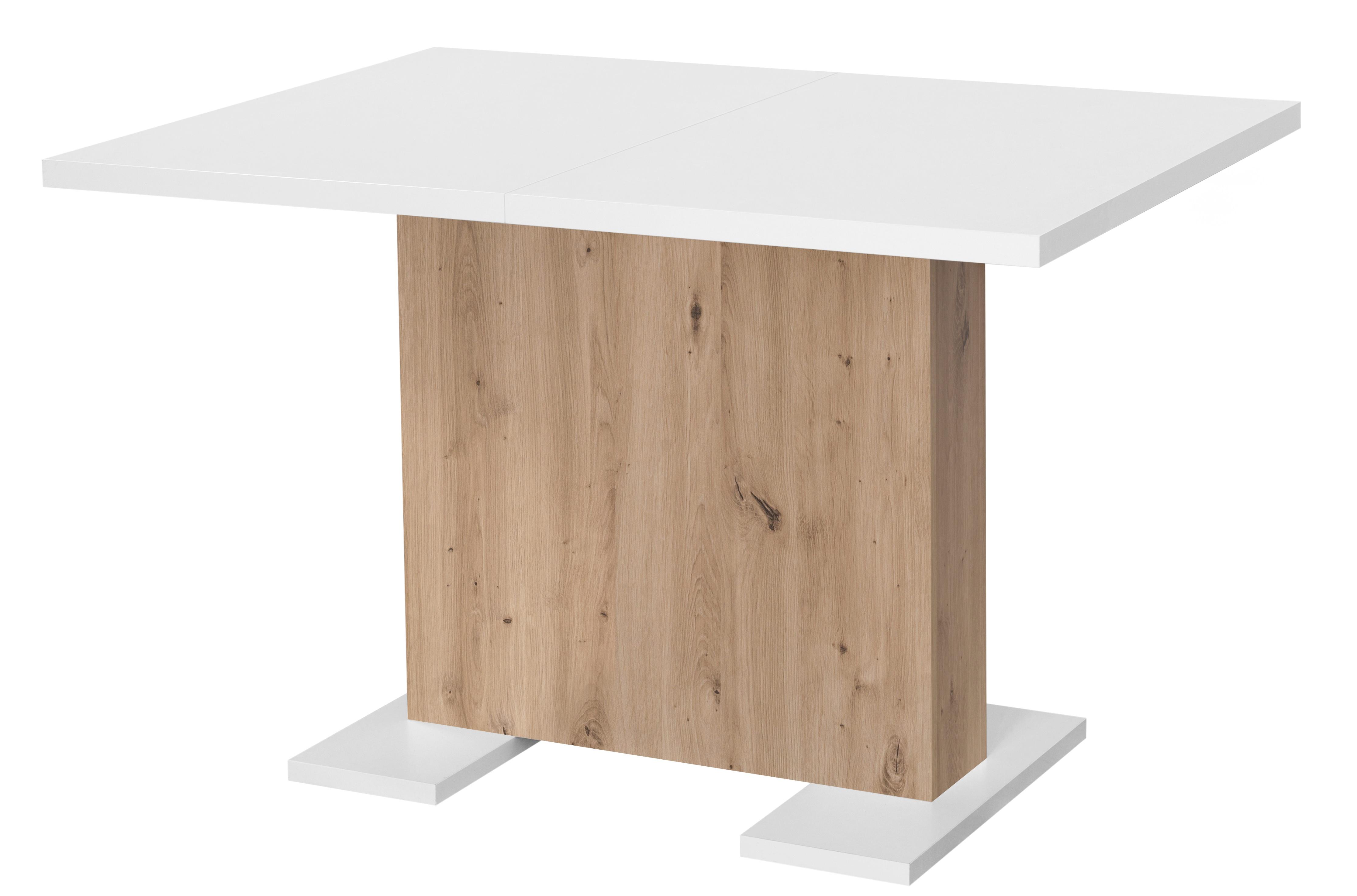 Стол обеденный раздвижной FLOW - фото