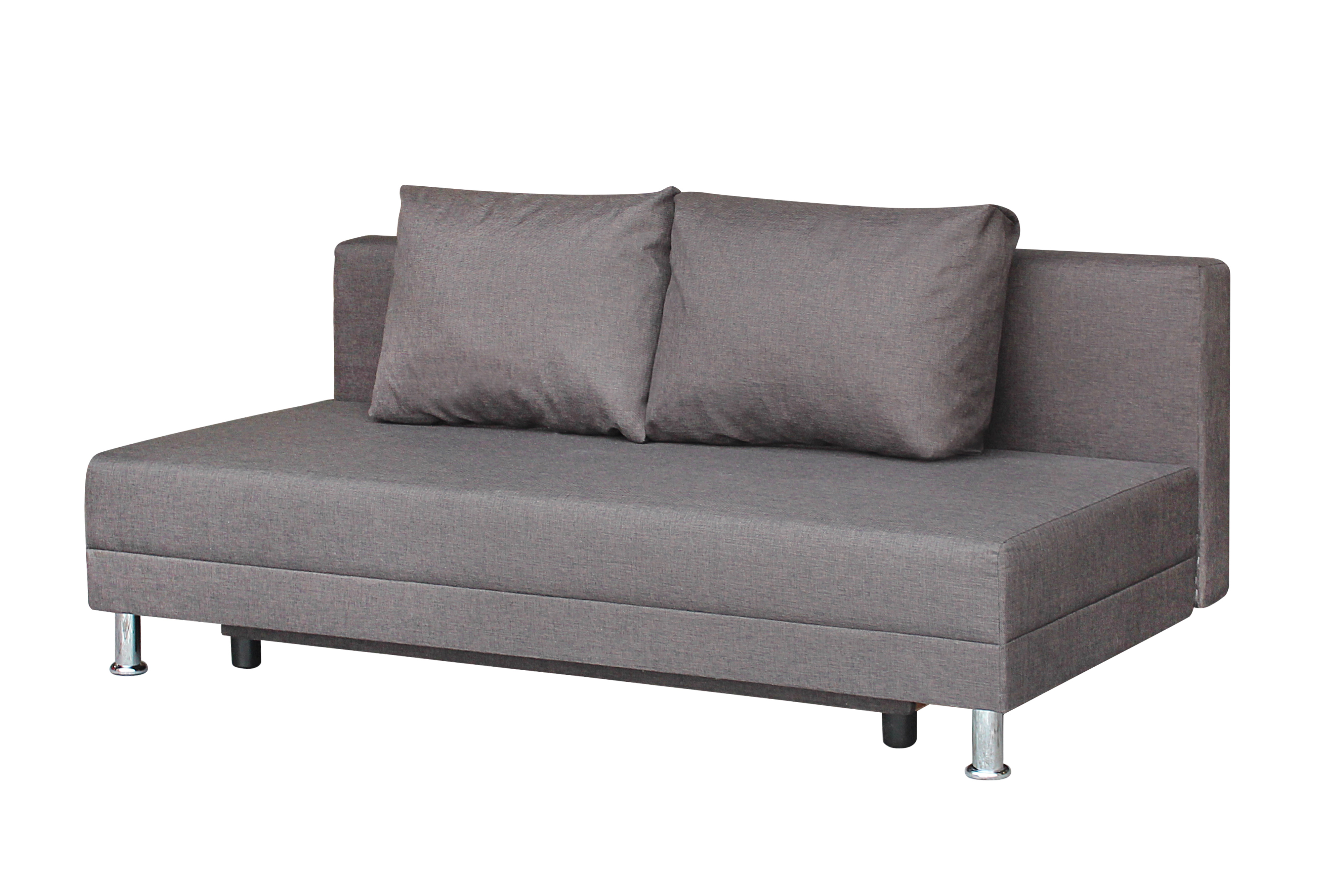 Диван-кровать Комфорт без подлокотников BALTIC BITTER - фото