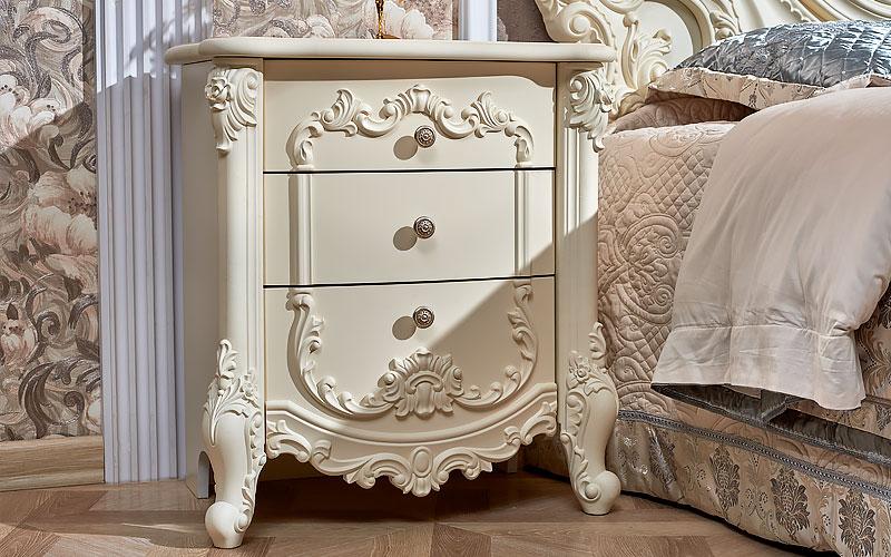 Спальня Элиза с 3-дверным шкафом - фото