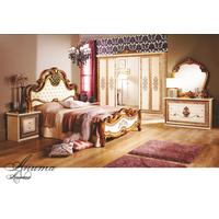 Спальня Анита с 6-дверным шкафом - фото