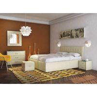 Мягкая кровать Космопорт - фото